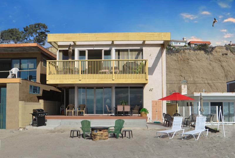 Family Beach Home (lower level) Sleeps 10-19  095L - Image 1 - Capistrano Beach - rentals
