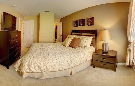 4 Bedroom 3 Bathroom Home In Aviana Resort. 606PD - Image 1 - Orlando - rentals