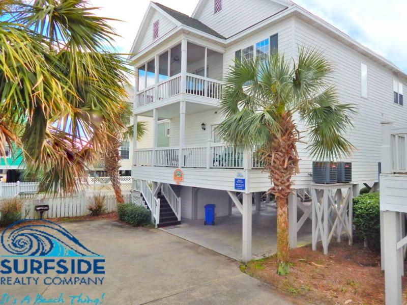 Beach on 9th - Image 1 - Surfside Beach - rentals