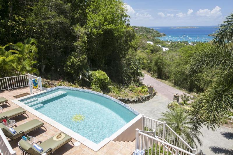 Pool with a view!! - Sol Mate - Virgin Grande Estates - Saint John - rentals