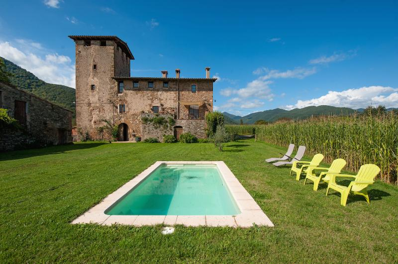 Cottage in Spain, mountains,beaches and Barcelona - Image 1 - La Vall de Bianya - rentals
