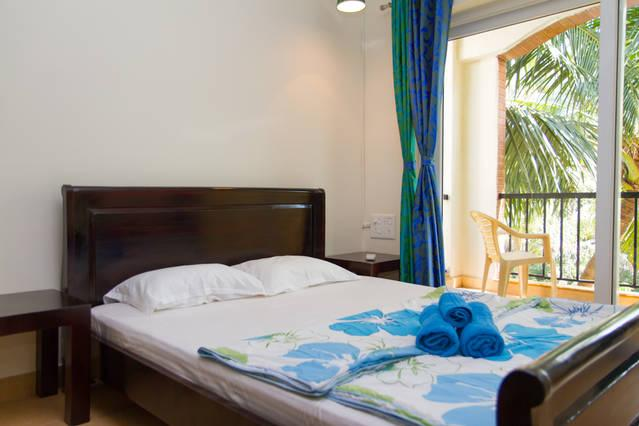 Heritage Exotica - Nature View Apartment - Image 1 - Arpora - rentals