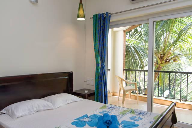 Room with a view - Heritage Exotica - Nature View Apartment - Arpora - rentals