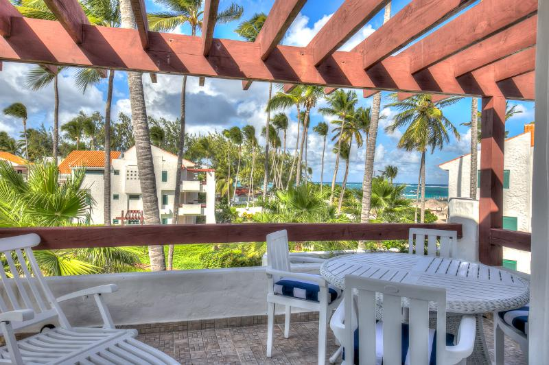 Beautiful Beachfront 2-BDR Apartment S-D301 - Image 1 - Bavaro - rentals
