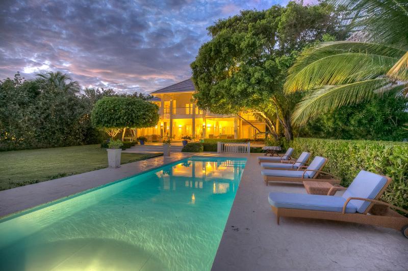 Oceanfront 5 BDR Villa - Image 1 - Punta Cana - rentals