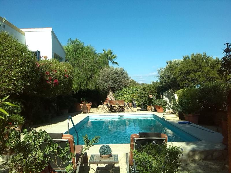 Pool & Villa - Luxury Villa with Sea- and Mountain view, Altea - Altea - rentals