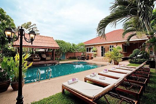 Baan Chatmanee - Image 1 - Bang Lamung - rentals