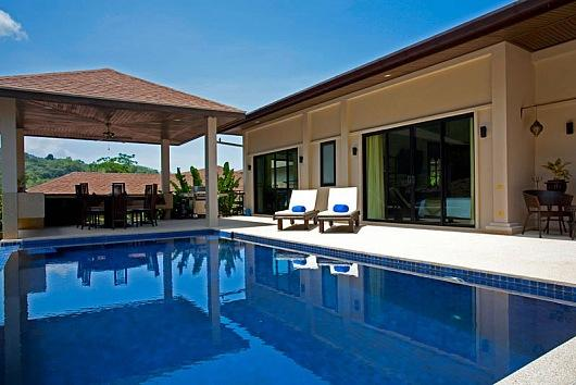 Villa Phailin Talay - 4 Bed - Chic Property with In-house Chef - Image 1 - Kata - rentals