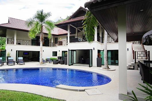 Villa Narumon - 5 Bed - Staffed Property with In-House Chef and Free Electricity - Image 1 - Kata - rentals