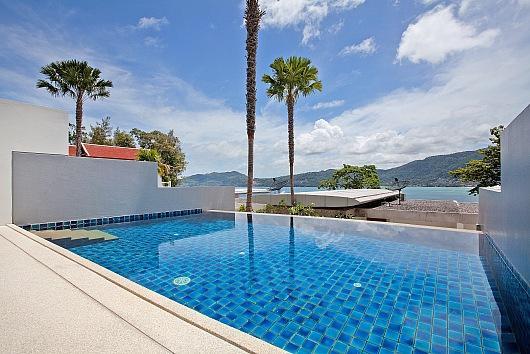 Luxury sea view villa at Patong Bay - Image 1 - Phuket - rentals