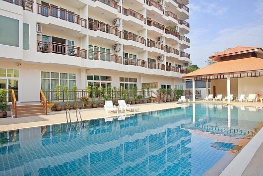 Emerald Palace Premium (1B) - Image 1 - Bang Lamung - rentals