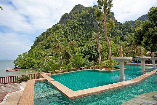 Krabi Beachfront Resort Family Suite - Image 1 - Sai Thai - rentals