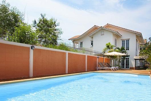 Jomtien Seaboard Villa - Image 1 - Jomtien Beach - rentals