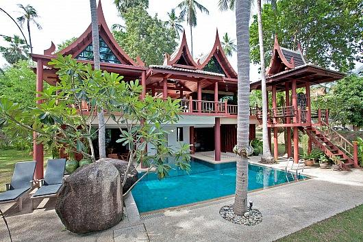 Villa Enlightenment - Image 1 - Koh Samui - rentals