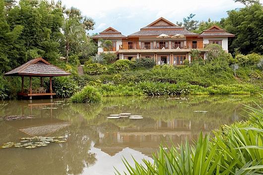 Teak Villa Chiang Rai* - Image 1 - Mae Lao - rentals
