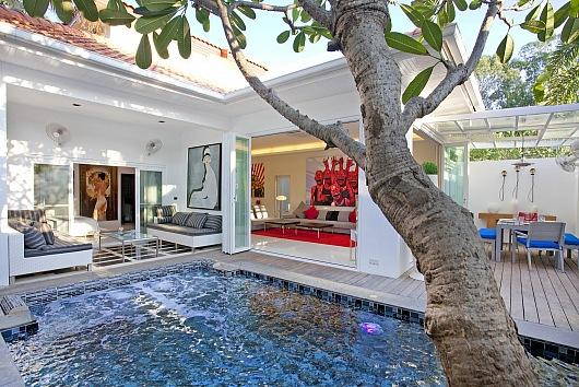 Pratumnak Regal Villa - Image 1 - Jomtien Beach - rentals