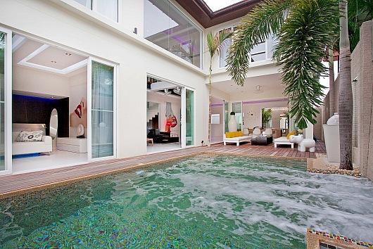 Classic Pratumnak Villa - Image 1 - Pattaya - rentals