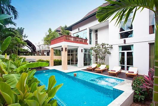Na Jomtien Pool villa near beach - Image 1 - Jomtien Beach - rentals