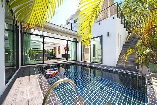 Villa Chabah - 3 Bed - Located in a Very Private Gated Community with Other 5 Villas - Image 1 - Kamala - rentals
