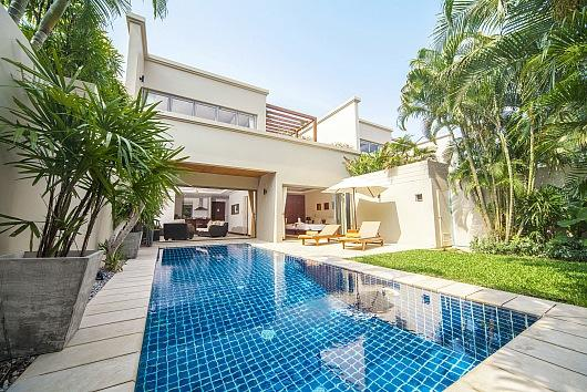 Diamond Villa No.209 - 2 Bed - Relax on Rooftop Terrace with Sala - Image 1 - Cherngtalay - rentals