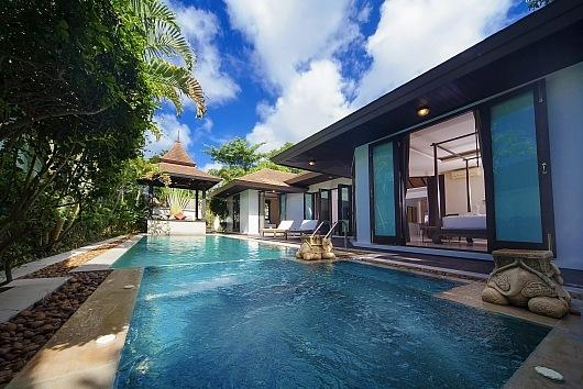 Villa Rachanee No.4 - 3 Bed - Contemporary Thai Style in Chalong - Image 1 - Chalong - rentals