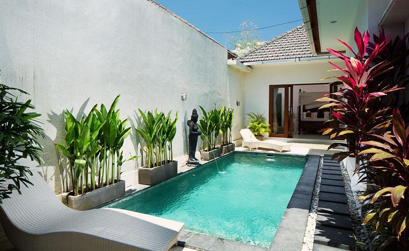 Pool - Bella 1 Bedroom Private and no sharing at Seminyak - Seminyak - rentals