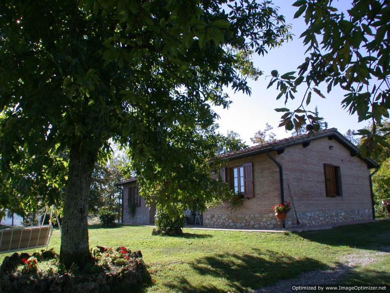 La Casetta di Monticiano Monticiano cottage rental - Image 1 - Monticiano - rentals