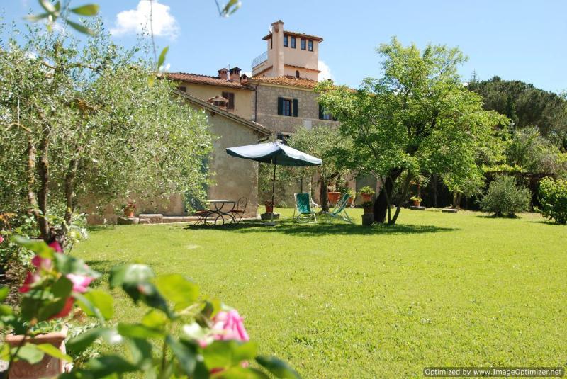 Il Lupino Ville di Corsano cottage rental - Image 1 - Ville di Corsano - rentals