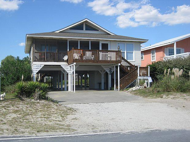 361 East First Street - East First Street 361 - Angel's View - Ocean Isle Beach - rentals