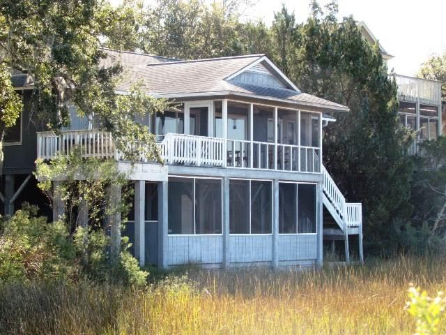 "702 Jungle Shores Dr - ""Marsh Madness"" - Image 1 - Edisto Beach - rentals"