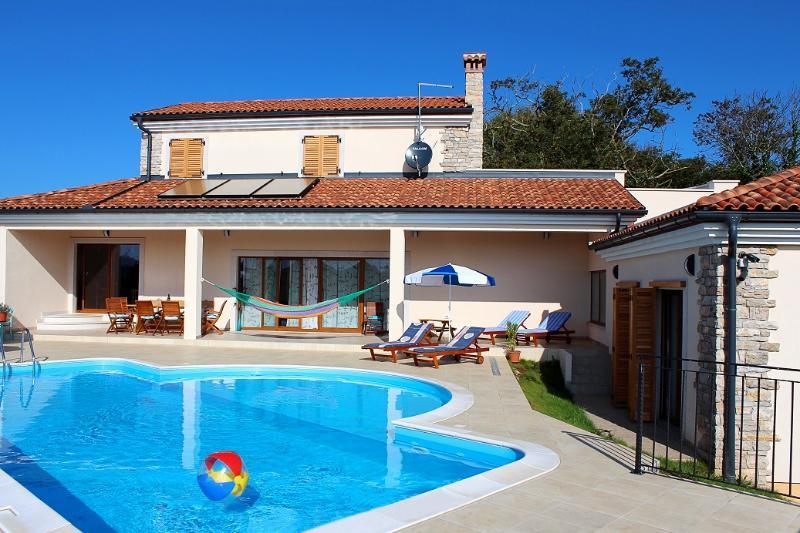 Arton Vila in Istria, Croatia - Image 1 - Zminj - rentals