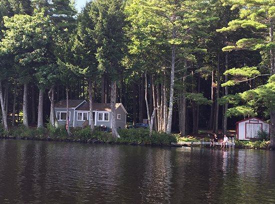 Lakewood Cottage on Quantabacook Lake - LAKEWOOD COTTAGE - Town of Searsmont - Quantabacook Lake - Searsmont - rentals