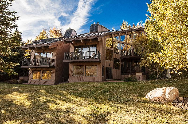 Deer Valley 4 Bedroom, 4 Bathroom House (Pinnacle #1520) - Image 1 - Park City - rentals
