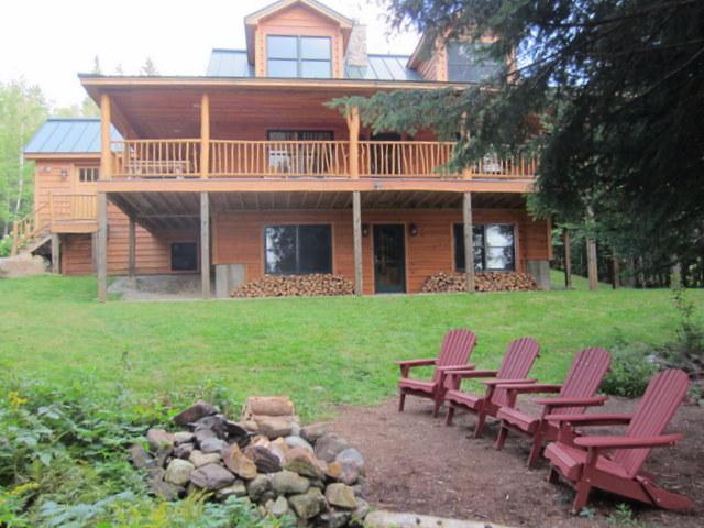 Welcome to Haley Hideaway, your luxury lakefront getaway! - Haley Hideaway - Stunning lakefront cabin! - Rangeley - rentals