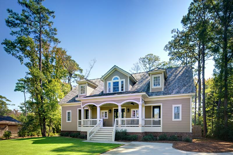 Cottage Exterior-Front View - Kilmarlic Golf Cottage Ready for Summer Bookings! - Powells Point - rentals