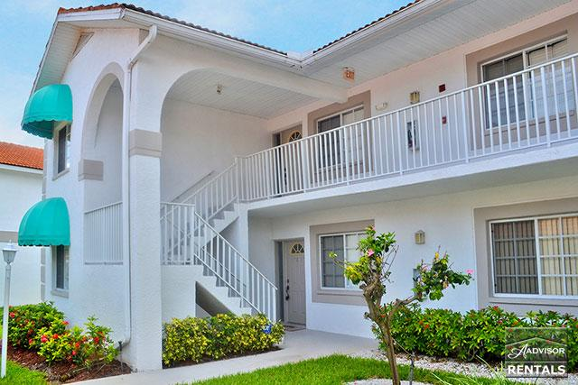 Bright and airy with lots of space. - Image 1 - Naples - rentals