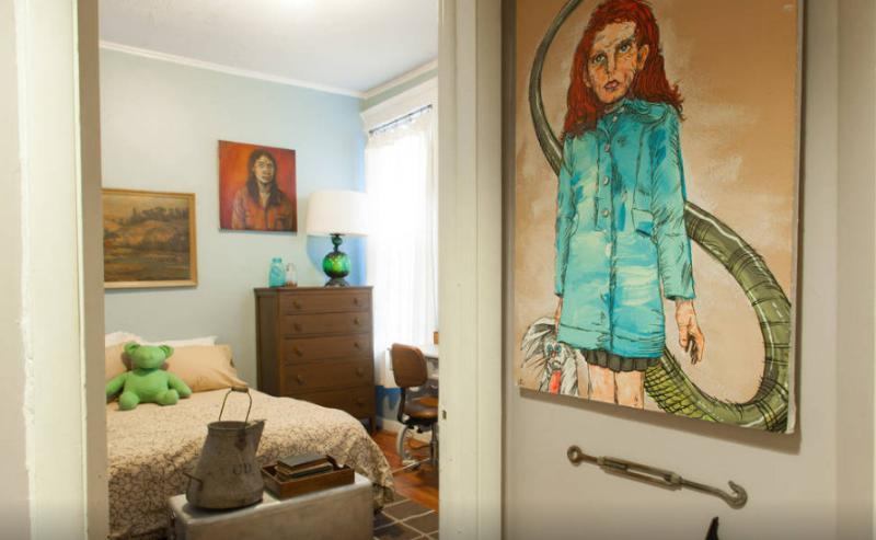 Bedroom - Modern Country - Sleeps 5 - Jersey City - rentals