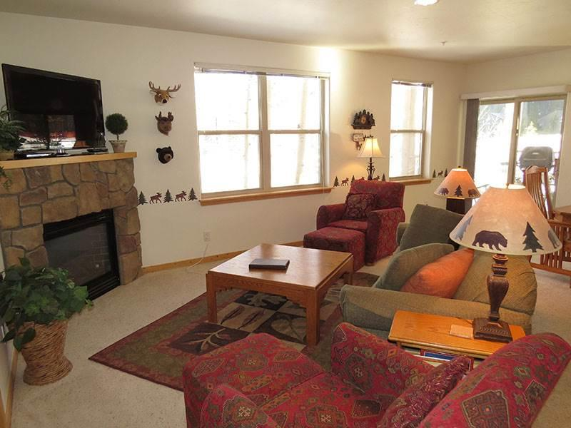 Beaty's Bungalow Riverbend Lodge - Image 1 - Frisco - rentals