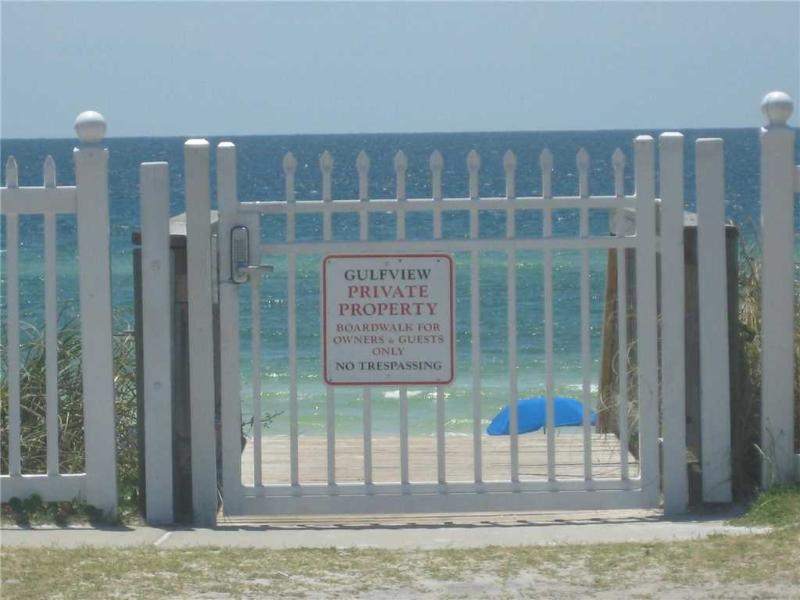 Gulf View II 107 - Image 1 - Miramar Beach - rentals