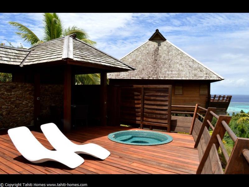 Villa Honu - Moorea - Image 1 - Papetoai - rentals