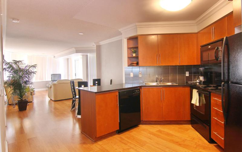 Executive Stay at Ovation Towers - Square One - Image 1 - Mississauga - rentals