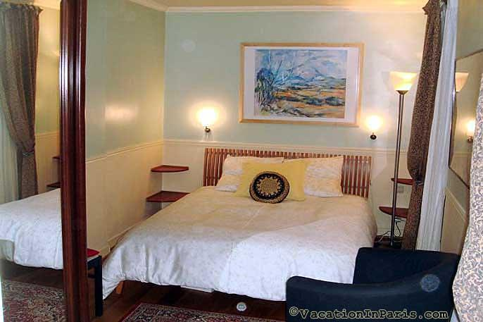 Les Halles Deluxe Two Bedroom - ID# 170 - Image 1 - Paris - rentals
