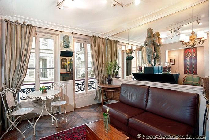 Luxury Two Bedroom at Island Twin in Paris - Image 1 - Paris - rentals