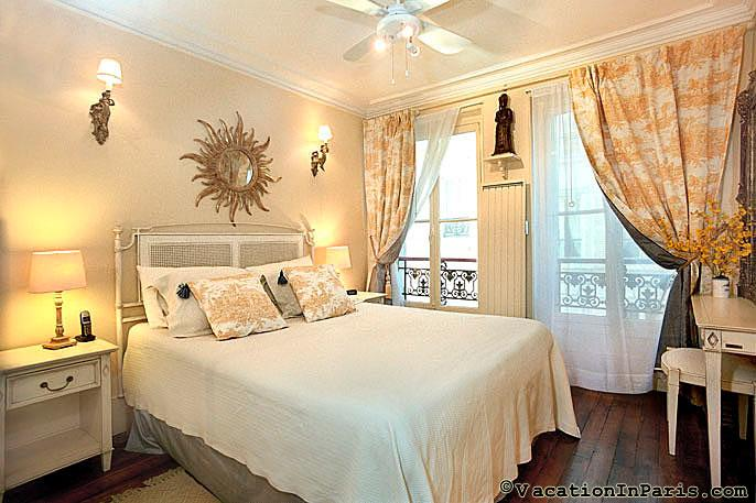 Island Twin II, Luxury Two Bedroom - ID# 191 - Image 1 - Paris - rentals