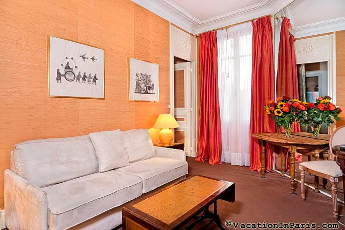 Eiffel Tower Parisian Home One Bedroom - ID# 194 - Image 1 - Paris - rentals