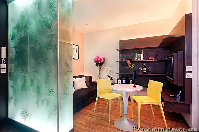 Marais Garden Delight One Bedroom - ID# 201 - Image 1 - Paris - rentals