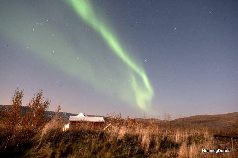 Sólvellir 2. NORTHERN LIGHTS SITE WI-FI - Image 1 - Skalafell - rentals