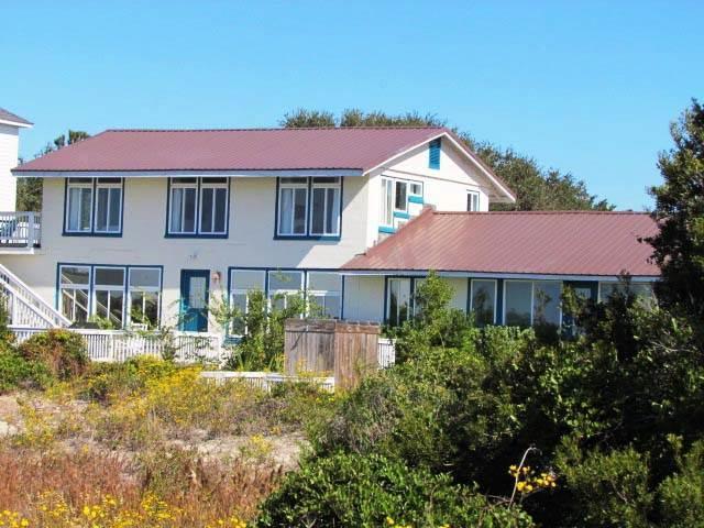 "3308 Palmetto Blvd. - ""Blockhouse"" - Image 1 - Edisto Beach - rentals"
