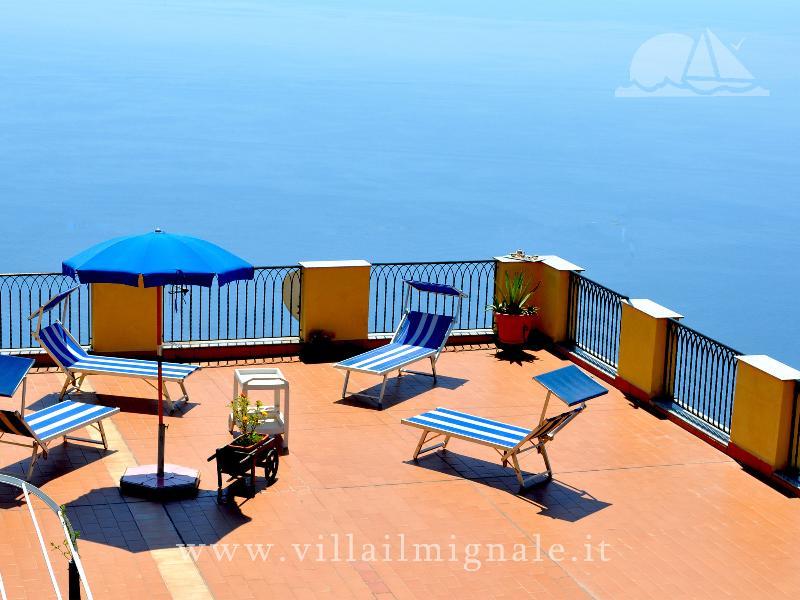 Villa Il Mignale, Furore, Amalfi Coast - Image 1 - Furore - rentals