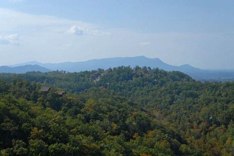 Mountains Majesty - Image 1 - Sevierville - rentals
